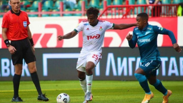 Локомотив (Москва) - Зенит 0:0