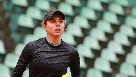 Най-добрата българска тенисистка е с коронавирус