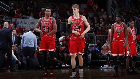 Отборите от НБА си набелязаха двама играчи от Чикаго