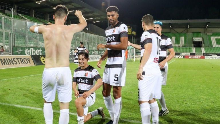 Гонзо: Спечелихме заслужено, ще играем важна роля в първенството