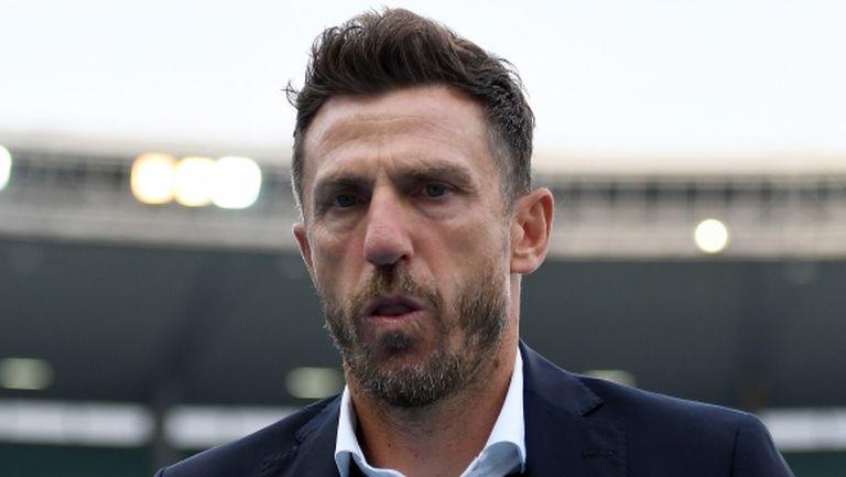 Каляри назначи Ди Франческо за свой треньор