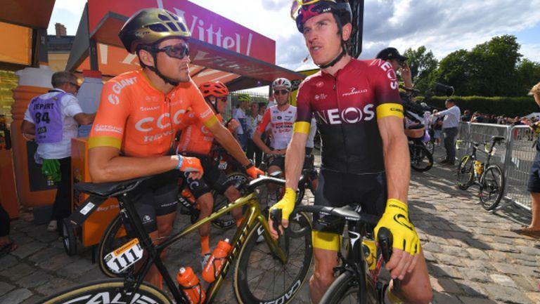 """""""Тур дьо Франс"""" започва в Дания през 2022 година"""