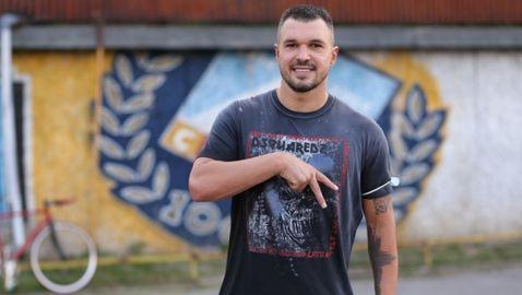 Божинов: Играл съм в много отбори, но Левски ми е най-много в сърцето (видео)