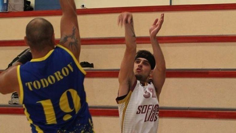 Радослав Йорданов се завърна в НАЛБ с 49 точки и 15 тройки