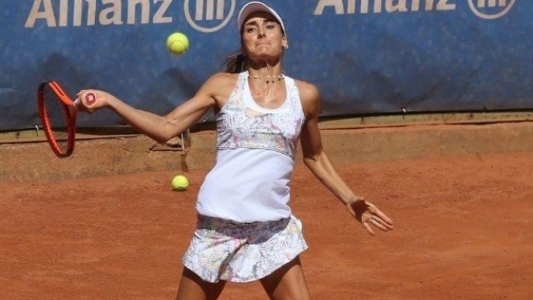 Две победи за Диа Евтимова на турнира в Уесли Шапъл