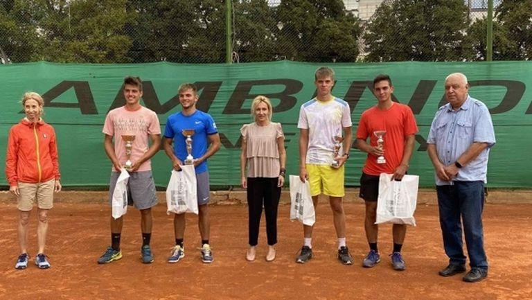 Ясни са финалистите на Държавното по тенис за юноши и девойки