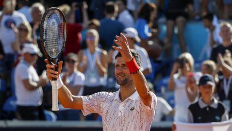 Новак Джокович клони към отказване от US Open