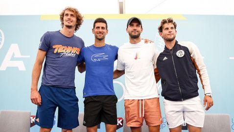 Григор и играчите от Топ 20 бойкотират US Open?