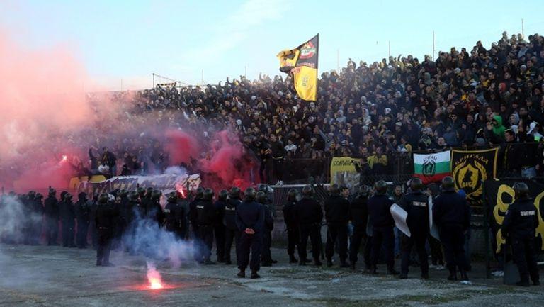 Ограничават движението в Пловдив заради дербито