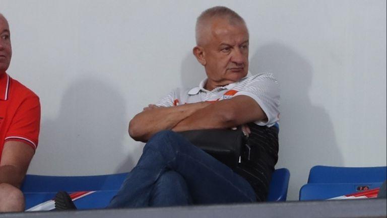 Крушарски за двата ЦСКА: Това ако беше мач, аз съм Роналдо! На тия ще им играем с юношите