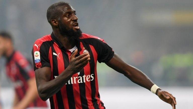Бакайоко е готов да намали заплатата си наполовина заради Милан