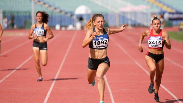 Гаргов и Борукова защитиха титлите си на 400 метра