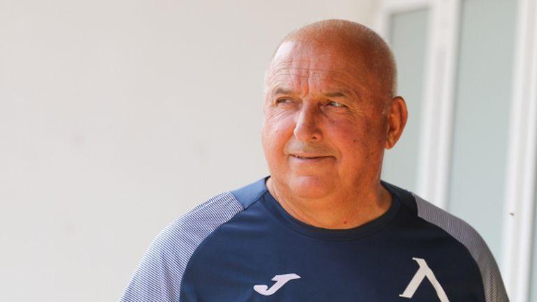 Георги Тодоров: В Левски има промяна, сега сме много по-добре (видео)