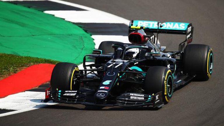 Ботас обвини Мерцедес в невнимание по време на Гран При на Великобритания