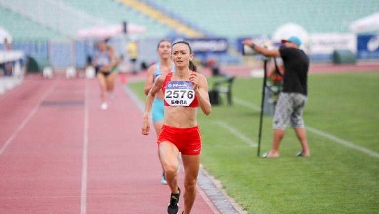 Йоло Николов и Милица Мирчева №1 на 5000 м