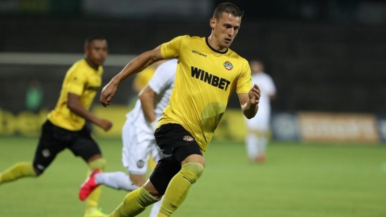 Сашо Тонев може да замине за Унгария