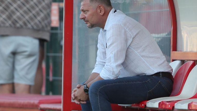 Петко Петков: Няма да се оправдавам, изиграхме слаб мач