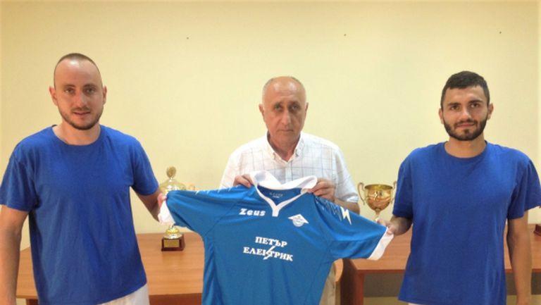 Спортист привлече бивши играчи на ЦСКА и Арда (снимки)