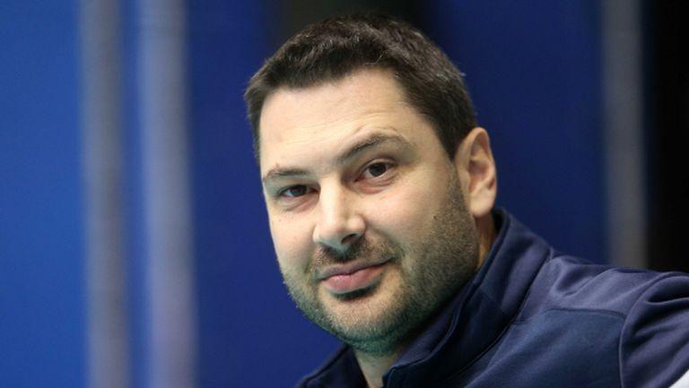 Атанас Петров: Гоним винаги високи цели, ще разчитаме на колективна игра