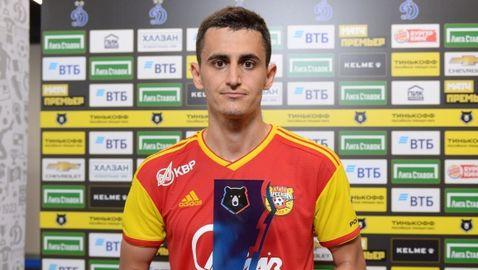 Георги Костадинов е със счупен нос