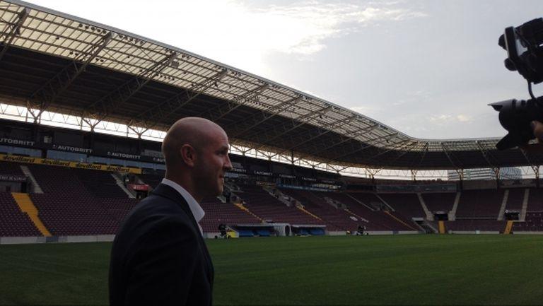 Бивш играч на Арсенал и Милан стана спортен директор на швейцарски клуб