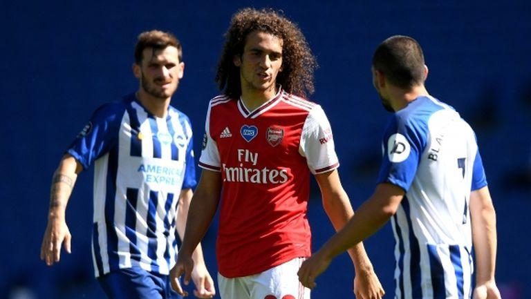Арсенал предлага Гендузи в замяна на талант на Лион