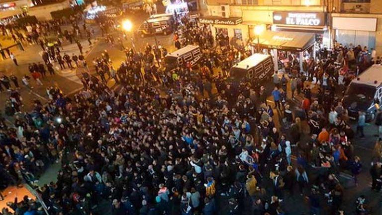 Президентът на Валенсия си нае охрана след заплахи от фенове