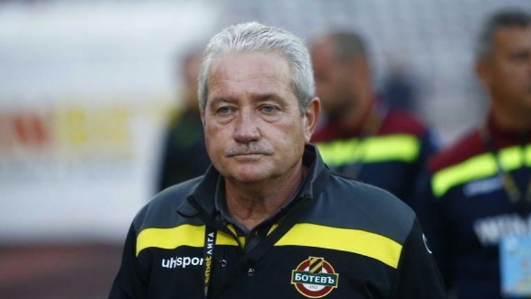 Феро: Нашият отбор е с много потенциал, второто полувреме бяхме много добре