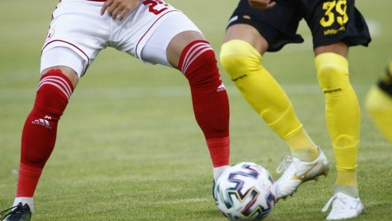 Вутов с голяма рана на ахилеса след мача с ЦСКА-София, нападателят аут за две седмици
