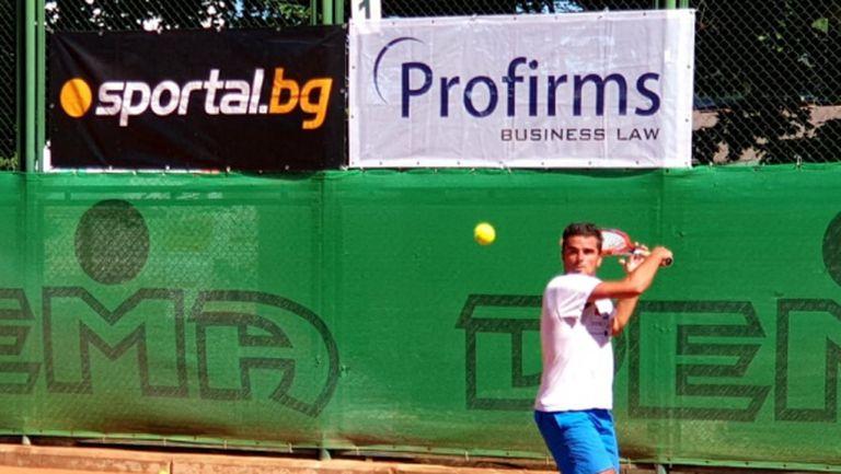 """СК """"Дема"""" и Интерактив тенис канят начинаещи и напреднали на вечерен турнир"""