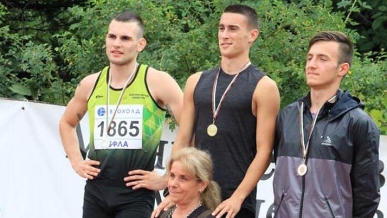 Иван Иванов и Лъчезар Вълчев продължават победния си поход в многобоя