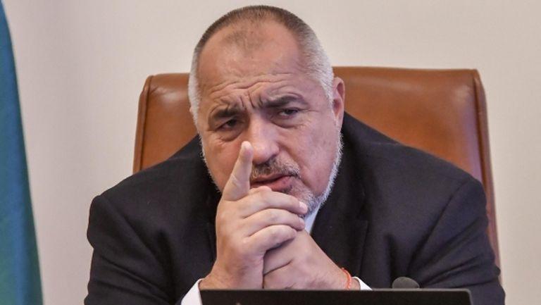 Бойко Борисов: Само в България има публика по стадионите