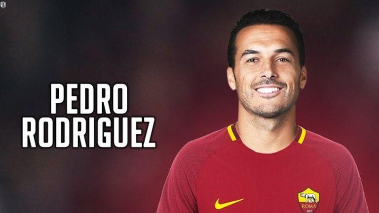Педро кацна в Рим, за да подпише