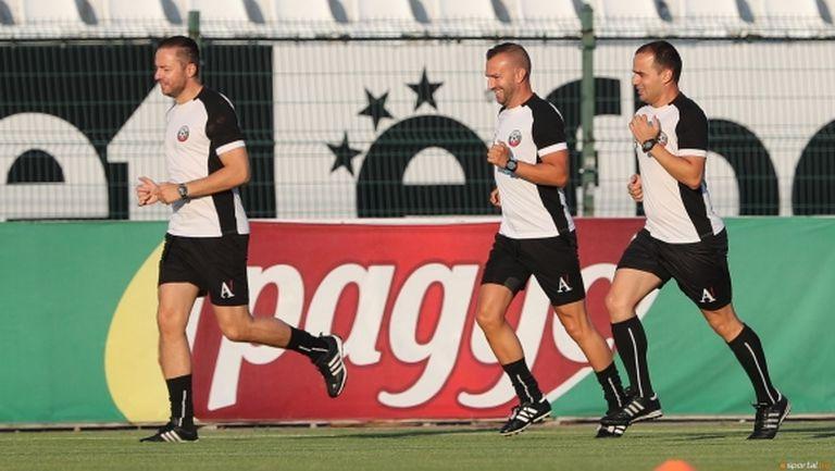 Ивайло Стоянов ще ръководи дербито във Втора лига между Септември (Симитли) и Пирин (Благоевград)