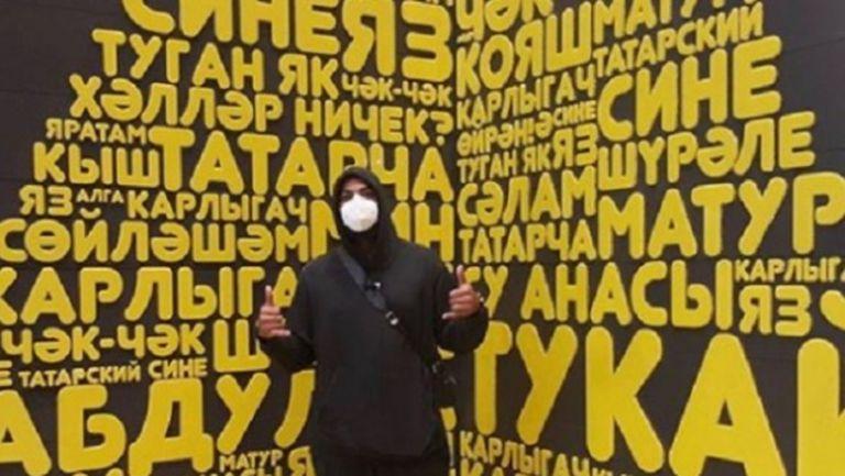 Звездите на Зенит пристигнаха в Казан (видео + снимки)