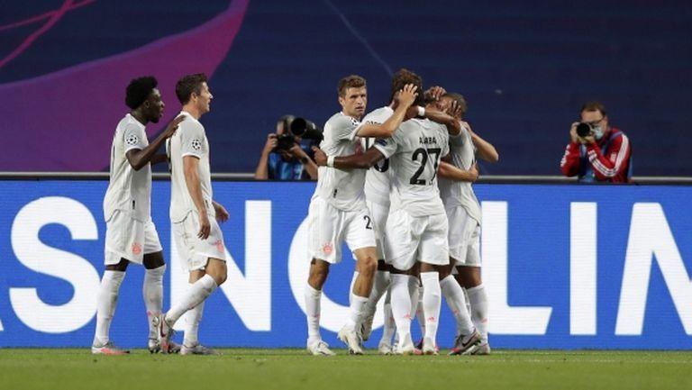 Ватцке: Това може би е най-добрият отбор на Байерн в историята