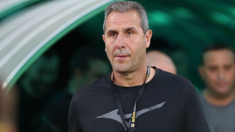 Херо: През второто полувреме играхме по-добре от мача с Левски