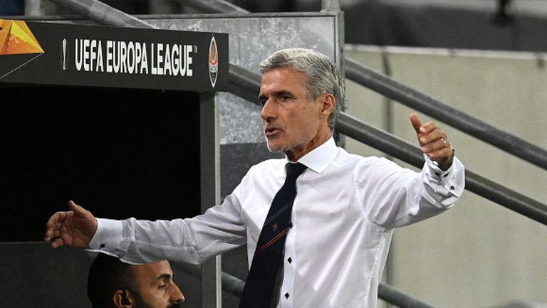Луис Кастро: Загубата от Интер очерни сезона ни
