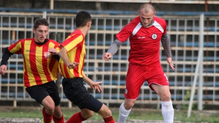 Нов успех за Павликени в Трета лига