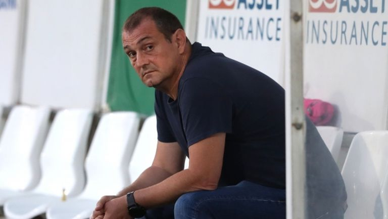 Загорчич: Йомов има голямо бъдеще в ЦСКА