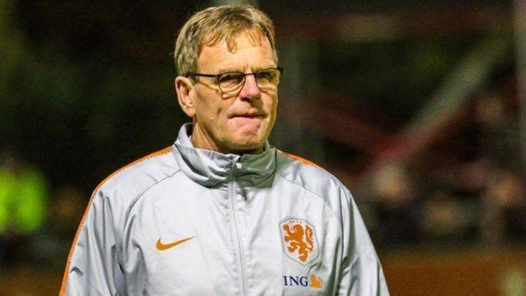 Нидерландия назначи заместник на Куман начело на националния тим