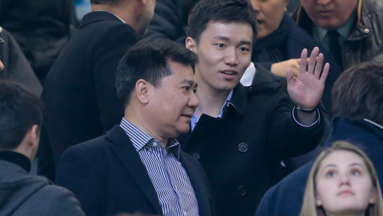 Бос на Интер: Дано футболистите да ни зарадват отново