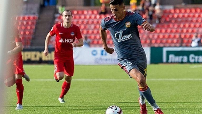 Георги Костадинов е един от тримата с най-висока оценка в Арсенал (Тула)