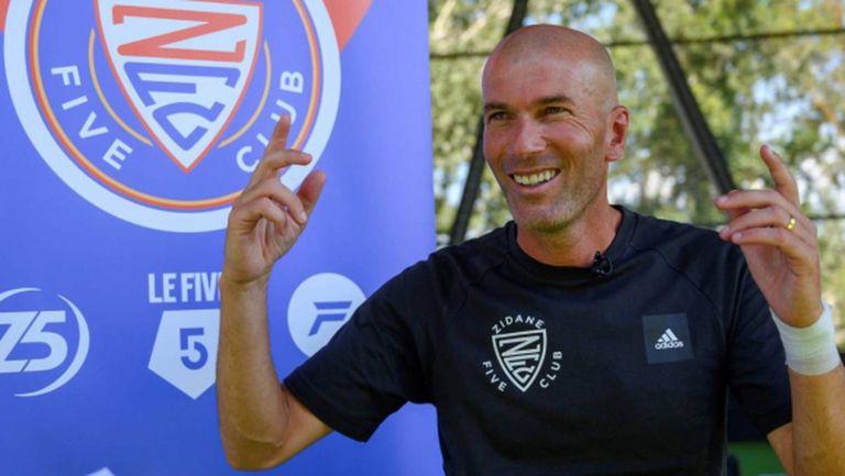 Зидан разкри най-щастливия ден от треньорската си кариера
