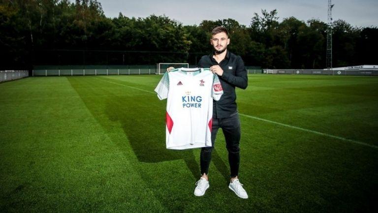 Ето кой е новият клуб на Кристиян Малинов