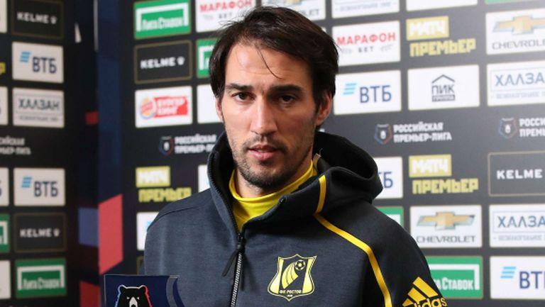 Ивелин Попов сменя отбора в Русия