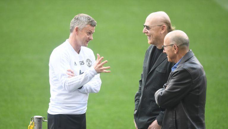 Собственик на Юнайтед: 120 млн. евро за Санчо? Никога!