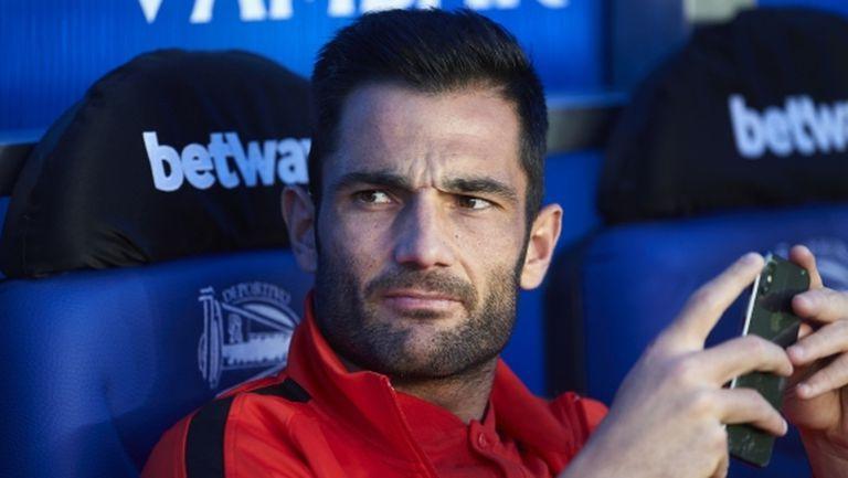Резервният вратар на Атлетико напусна клуба, оттам веднага му намериха заместник