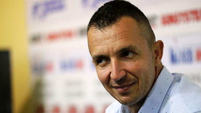 Супер Бобо: Сега се изгражда един млад и перспективен отбор на Левски (видео)