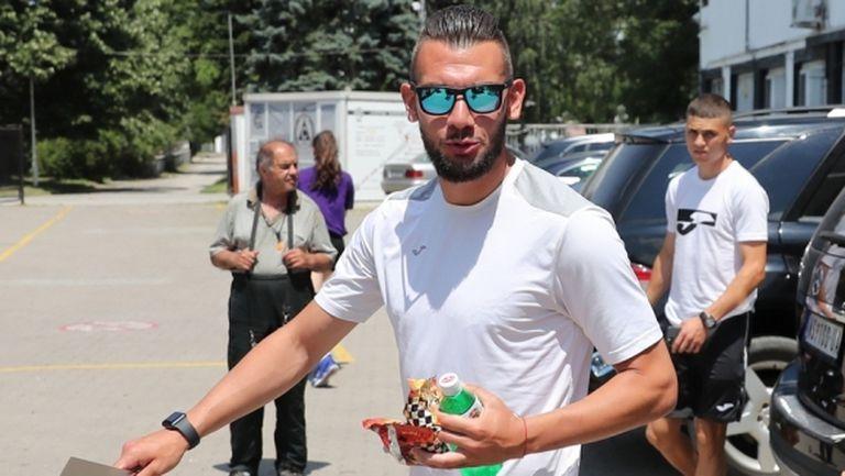 Още един играч напусна Славия
